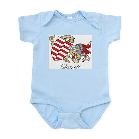 Barrett Sept Infant Creeper