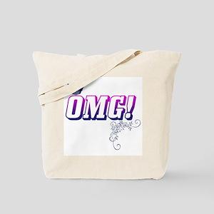OMG! Internet talk Tote Bag