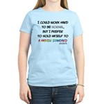 A Higher Standard Women's Shirt