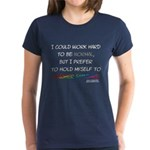 A Higher Standard Women's T-Shirt