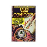 Tales from ComicCon Rectangle Magnet