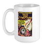 Tales from ComicCon Large Mug