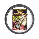 Tales from ComicCon Wall Clock