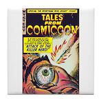 Tales from ComicCon Mug Coaster