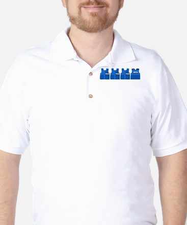 copcopcopwriter Golf Shirt