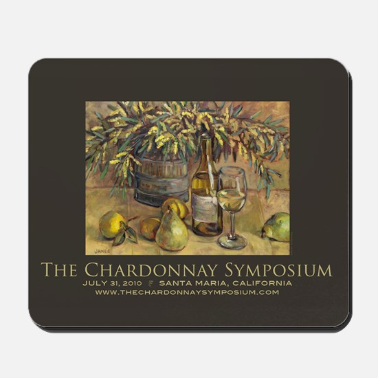 2010 Chardonnay Symposium Mousepad