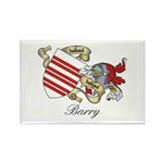 Barry Sept Rectangle Magnet (10 pack)