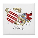 Barry Sept Tile Coaster