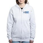 Israel 2 Women's Zip Hoodie