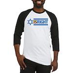 Israel 2 Baseball Jersey