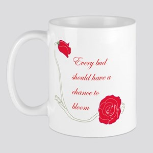 Chance to Bloom 11 oz Ceramic Mug