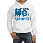 Whoever saves one life Sweatshirt