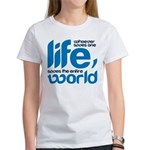 Whoever saves one life T-Shirt