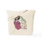 My Friend Tote Bag