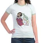 My Friend Jr. Ringer T-Shirt