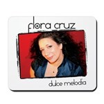 Flora Cruz LP Mousepad