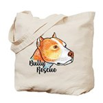 Bully Rescue Tote Bag