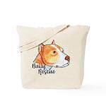 Bully Rescue Tote Bag