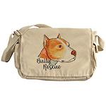 Bully Rescue Messenger Bag