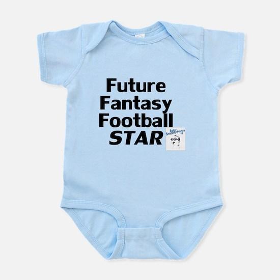Future Fantasy Football Star Infant Bodysuit