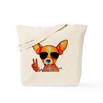 Smooth Chihuahua Tote Bag