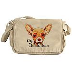 Ay Chihuahua Messenger Bag