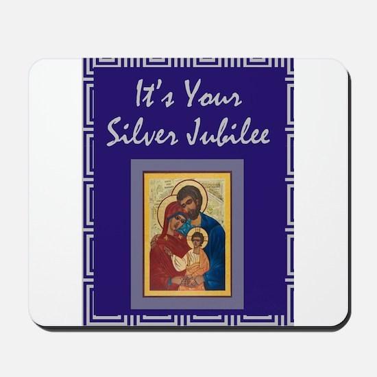 Nuns Jubilee Mousepad