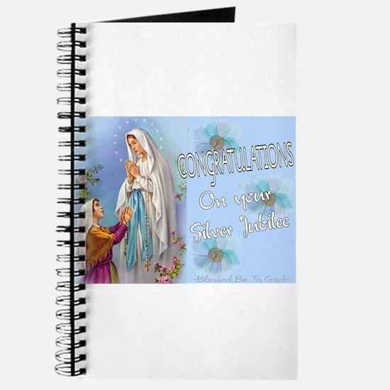 Nuns Jubilee Journal
