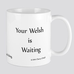 Welsh Terrier at Work Mug