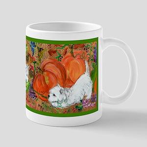 West Highland Terrier Halloween Mug