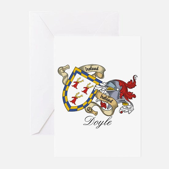 Doyle Sept Greeting Cards (Pk of 10)