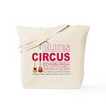 Blues Circus Tote Bag