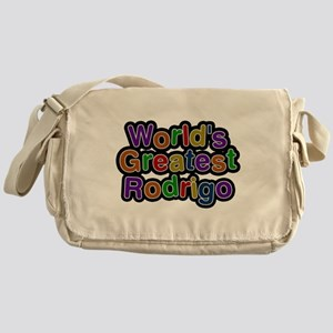 Worlds Greatest Rodrigo Messenger Bag