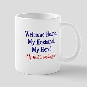 Welcome Home, Heart's Whole Mug