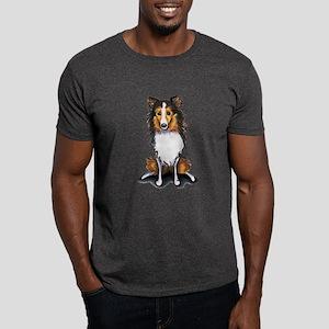 Sable Sheltie Lover Dark T-Shirt
