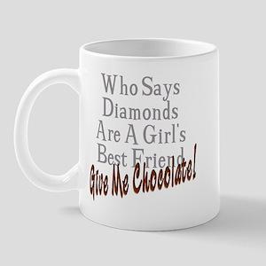 I prefer Chocolate Mug