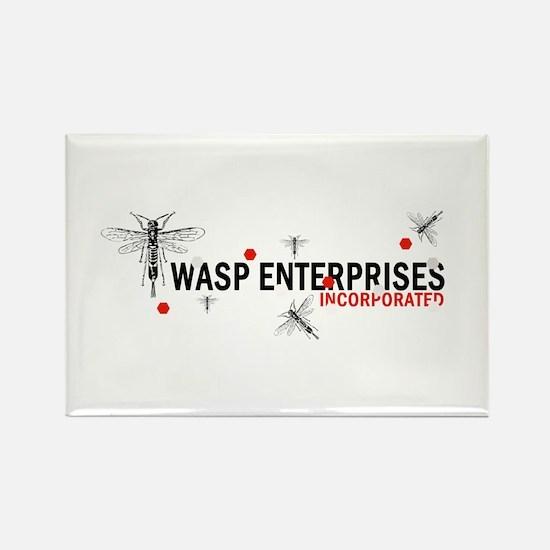 Wasp Enterprises Rectangle Magnet