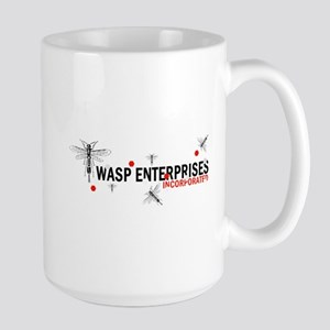 Wasp Enterprises Large Mug
