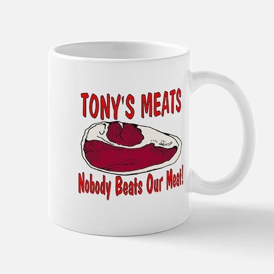 Tony's Meats Mug