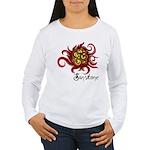 2010 Symposium White Women's Long Sleeve T-Shirt