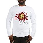 2010 Symposium White Long Sleeve T-Shirt
