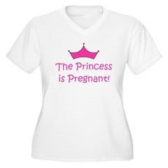 Princess Is Pregnant! T-Shirt