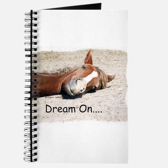 Dream On Sleeping Horse