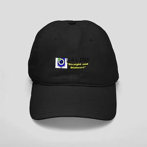 1st Bn 41st Inf Black Cap