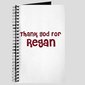 Thank God For Regan Journal