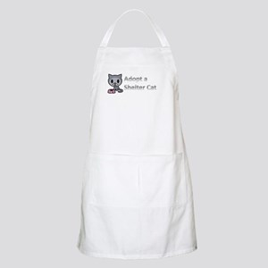 Adopt a Shelter Cat Apron