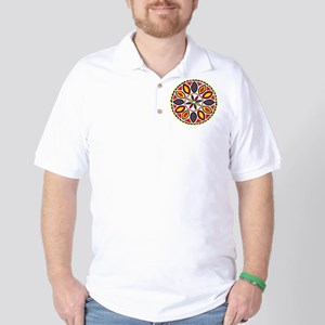 Daddy Hex Golf Shirt