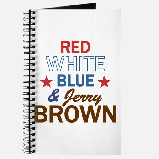 Jerry Brown Journal