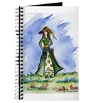 St. Patrick's Day Lass Journal