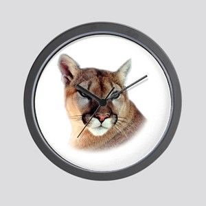 Cindy Ladie's CougarWear Wall Clock